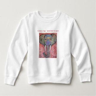 Het Sweatshirt van de Peuter van de Kunst van de