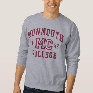 Het Sweatshirt van de Universiteit van Monmouth