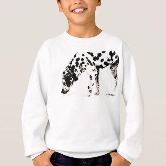 Het Sweatshirt van HAMbWG - Dalmation
