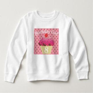 Het Sweatshirt van het Feestvarken van Cupcake