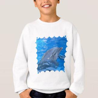 Het Sweatshirt van het Kind van de Dolfijn van
