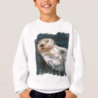 Het Sweatshirt van het Kind van de Otter van het
