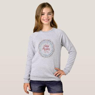 Het Sweatshirt van het meisje - de Drama's van de