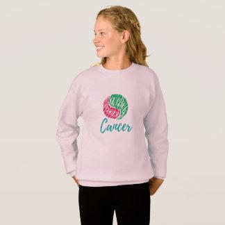 Het Sweatshirt van het Meisje van de Trekken van