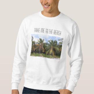 Het sweatshirt van het strand