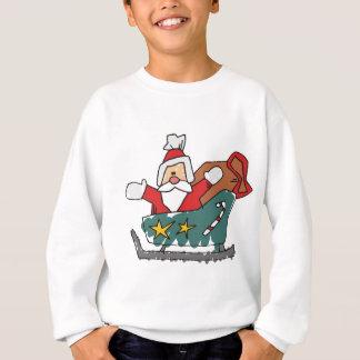 Het Sweatshirt van Kerstmis van het kind
