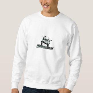 Het Sweatshirt van Land Rover Geeks