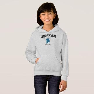 Het sweatshirt van Massachusetts van Hingham voor