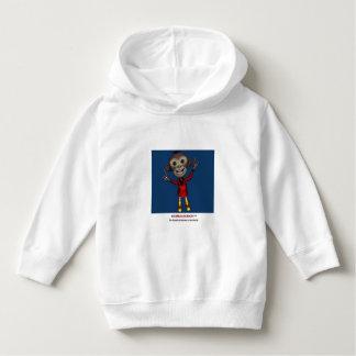 Het Sweatshirt van Monkey™ Hoodie van Mumbai