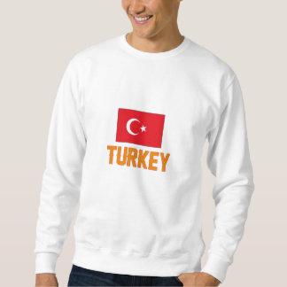 Het Sweatshirt van Turkije