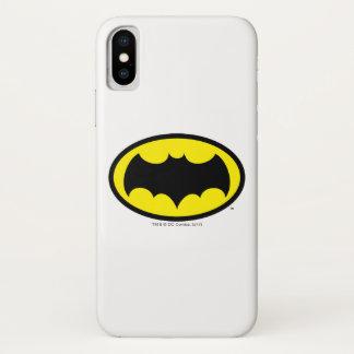 Het Symbool van Batman iPhone X Hoesje