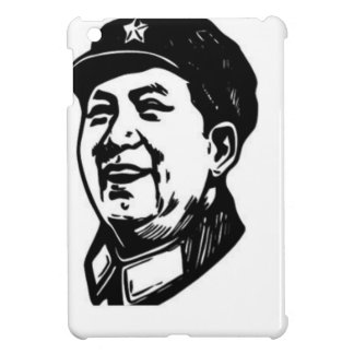 Het symbool van China Mao iPad Mini Hoesjes