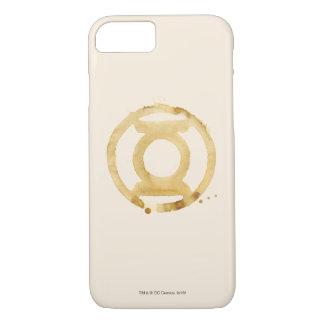 Het Symbool van de Lantaarn van de koffie iPhone 7 Hoesje