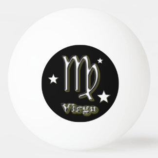 Het symbool van de Maagd Pingpongbal