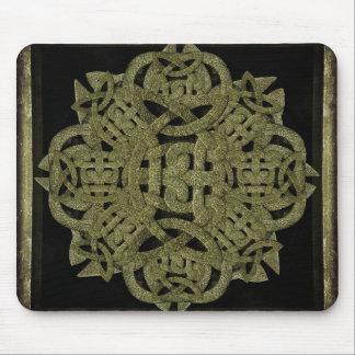 Het Symbool van de Mysticus van de steen Muismatten