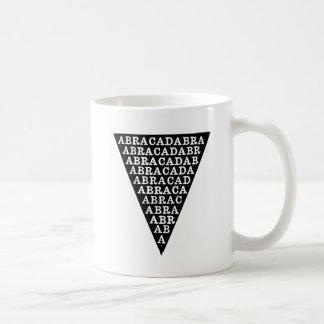 Het Symbool van de Preventie van de koorts Koffiemok
