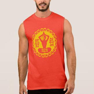Het Symbool van de sanscritische & Yoga van Yin T Shirt