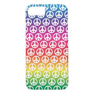 Het symbool van de vrede iPhone 8/7 hoesje