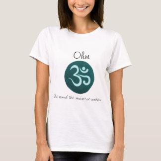 Het Symbool van het ohm T Shirt