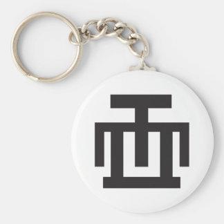 Het Symbool van HWE MU DUA | van Sleutelhanger