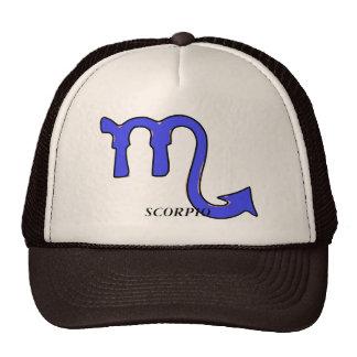 Het symbool van Schorpioen Mesh Pet