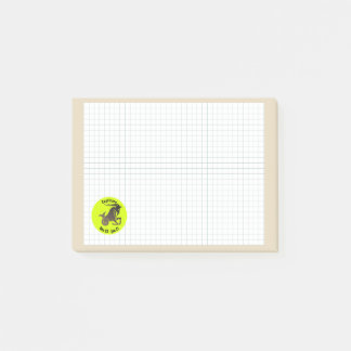 HET SYMBOOL VAN STEENBOK POST-IT® NOTES