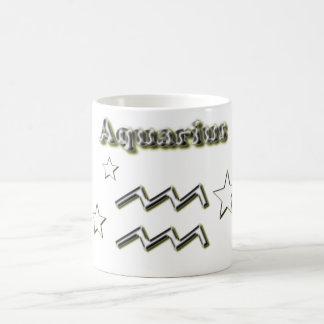 Het symbool van Waterman Koffiemok