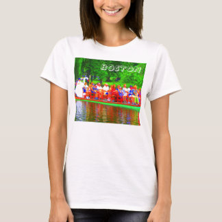 Het T-shirt van Boston