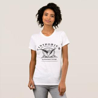 Het T-shirt van de Architecturale van de Berging