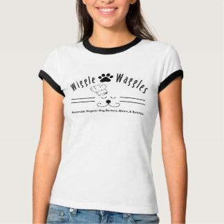 Het T-shirt van de Bel van Bistro van de Chef-kok