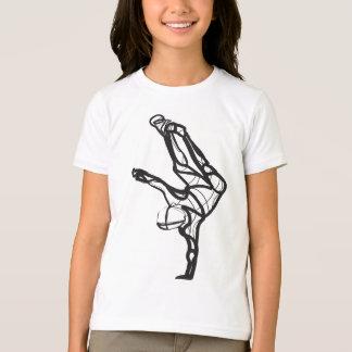 Het T-shirt van de Bel van de Dans van Hip Hop