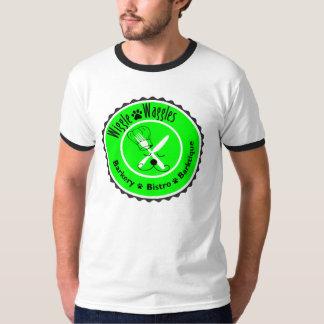 Het T-shirt van de Bel van het Kenteken van de