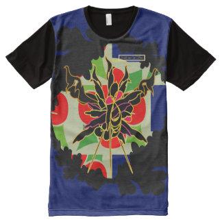 Het T-shirt van de Douane van de verleiding
