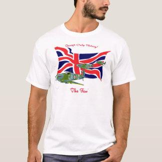 Het T-shirt van de overwinning