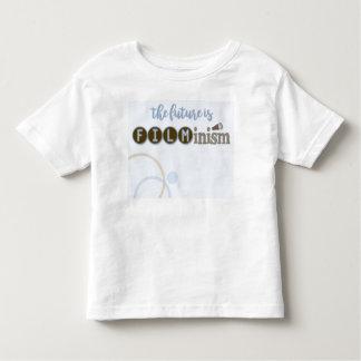 Het T-shirt van de Peuter van Filminism - de