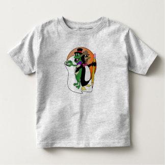 Het T-shirt van de Peuter van PenguinFrog