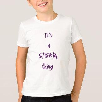 Het t-shirt van de STOOM