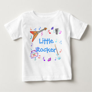 Het T-shirt van de Tuimelschakelaar van het baby