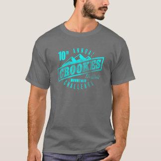 Het T-shirt van de Uitdaging van de Berg van