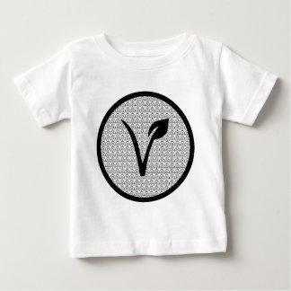 Het t-shirt van de Veganist van de Duivel