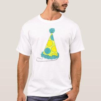 Het T-shirt van de Verjaardag/van het Nieuwjaar
