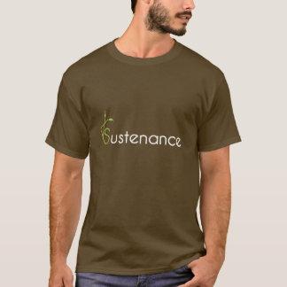 Het T-shirt van de voeding