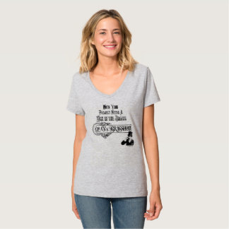 Het T-shirt van de Vrouwen van Brasshole van Dr.