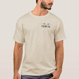 Het T-shirt van Fenrir