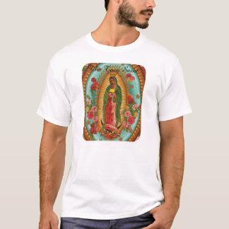 Het t-shirt van Heilige van de Taco met zwarte