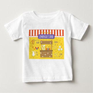 Het T-shirt van het Baby van de Tribune van de