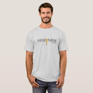 Het T-shirt van het Hedonisme van de As van het