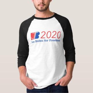 Het T-shirt van het Honkbal van de Natie van Biden