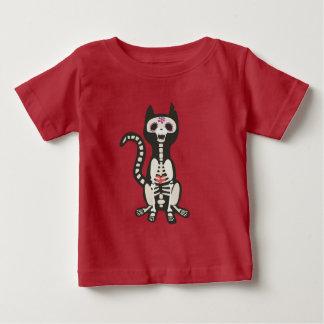 Het T-shirt van het Kat van de dood