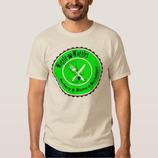 Het T-shirt van het Kenteken van de Chef-kok van